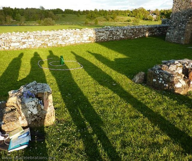 bective long shadows