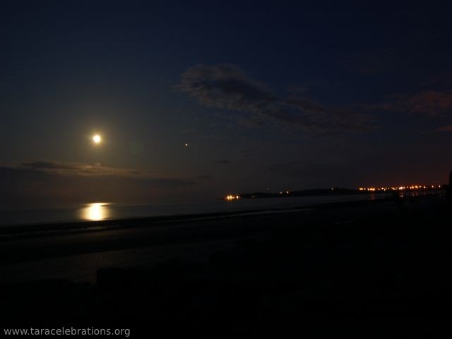 Moon and clogherhead