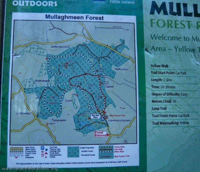 mulaghmeen forest map